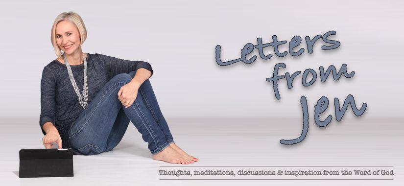 Letters From Jen